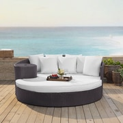 Crosley Biscayne Daybed (CO7145BR-WH)