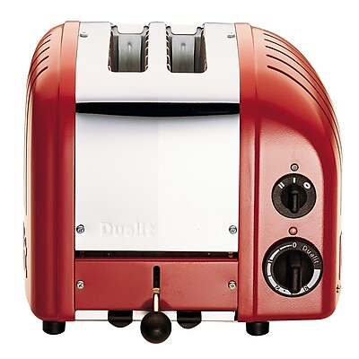 Dualit New Gen 2 Slice Toaster, Red (20294)