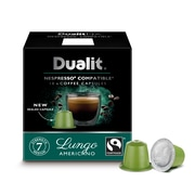 Dualit NX Longo Coffee Capsules, 60 Pack (15892)