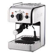 Dualit 4 in 1 Espresso Coffee Machine, Silver (84460)