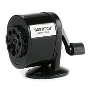Alvin Stanley Manual Pencil Sharpener, Black/Gray (ANMPS1-BLK)