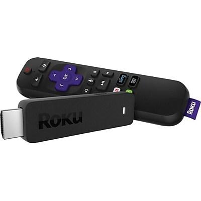 Roku® 1080p Streaming Stick, Black (3800R)