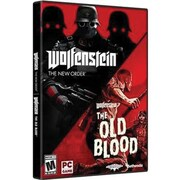 Bethesda® Wolfenstein: The New Order/Wolfenstein: The Old Blood Software, 1 User (17209)