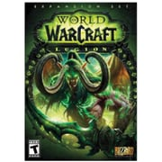 Activision Blizzard® World of Warcraft Legion Standard Edition Software, Windows/Mac (72986)