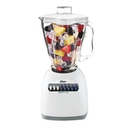 Oster® Classic 5-Cup Blender, White (006647-000-N01)