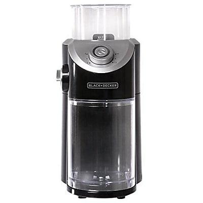 Black & Decker® CBM310BD Burr Mill Coffee Grinder, 1 Cup