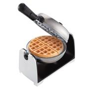 Oster® DuraCeramic™ Titanium Infused Belgian Flip Waffle Maker, Silver (CKSTWFBF22TECO)