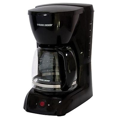 Black & Decker CM1200 12 Cup Switch Coffee Maker, Black 24254529