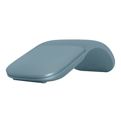 Microsoft Surface Arc Wireless Mouse, Aqua Blue (CZV-00021)