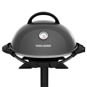 George Foreman® Indoor/Outdoor 15 Serving Domed Electric Grill, Gun Metal (GFO3320GM)