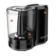 Black & Decker® 3 Cup Electric Food Chopper, Black (HC300B)