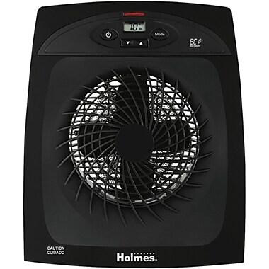 Holmes® 1500 W Electric Fan Heater, Black (HEH8044EEBM)