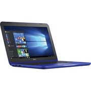 """Dell™ Inspiron 11 3000 I31620003 11.6"""" Notebook, LCD, Intel Celeron N3060, 32GB HDD, 4GB, Win 10 Home, Blue"""