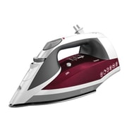 Black & Decker® Vitessa™ Advanced Cord Reel Steam Iron, Maroon (ICR2030)