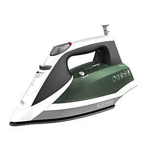 Black & Decker® Vitessa™ Advanced Nonstick Steam Iron, Green (IR2020)