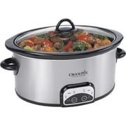 Crock-Pot® Smart-Pot® 4 qt Digital Slow Cooker, Silver (SCCPVP400-S)