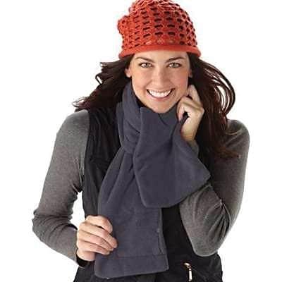Sunbeam® Cozy Spot™ Heated Neck Scarf, Slate (SCRF825-IND)