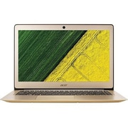 """Acer® Swift 3 SF314-51-52DH 14"""" Notebook, LCD, Intel Core i5-6200U, 256GB SSD, 8GB, Win 10 Home, Luxury Gold"""