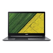 "Acer® Swift 3 SF314-52-557Y 14"" Notebook, LCD, Intel Core i5-7200U, 256GB SSD, 8GB, Win 10 Home, Sparkly Silver"