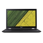 "Acer® Spin 3 SP315-51-34CS 15.6"" Notebook, LCD, Intel Core i3-7100U, 1TB HDD, 6GB, Win 10 Home, Black"