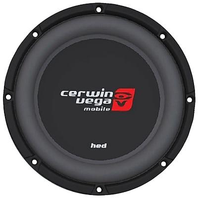 Cerwin-Vega Mobile Hs122D Hed Series Dvc Shallow Subwoofer, 12