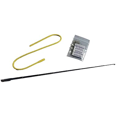 Labor Saving Devices, Inc. 85-124 Wet Noodle Magnetic In-Wall Retrieval System (LSD85124DS)