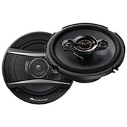 "Pioneer Ts-A1686R A-Series 6.5"" 350-Watt 4-Way Speakers (PIOTSA1686RDS)"
