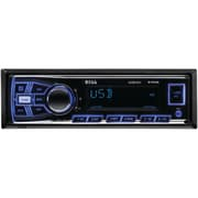 Boss Audio Systems 610Ua Single-Din In-Dash Mechless Am/Fm Receiver, Without Bluetooth (BOS610UADS)