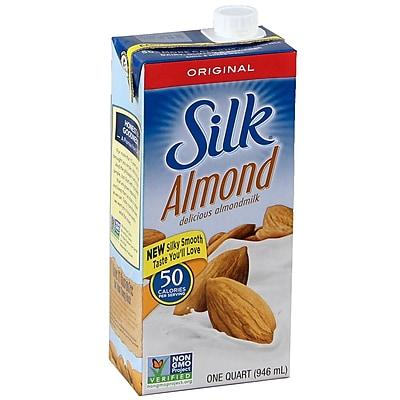 Silk® Almond Milk Original 32 oz. (443870)
