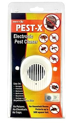 Bird-X Pest-X Ultrasonic Plug-In Deterrent (PX-110)