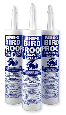 Bird-X Bird Proof Gel Repellent, 3-Pack (BP-TRIAL) 24284786