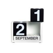 "Design Ideas 2.75"" x 5.5"" ThreeSixFive Calendar, Black (3202012)"