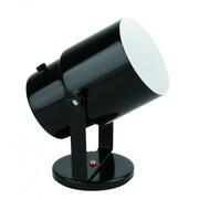 Lite-Source CFL 1-Light Black Spot Light (STL-LTR113010)