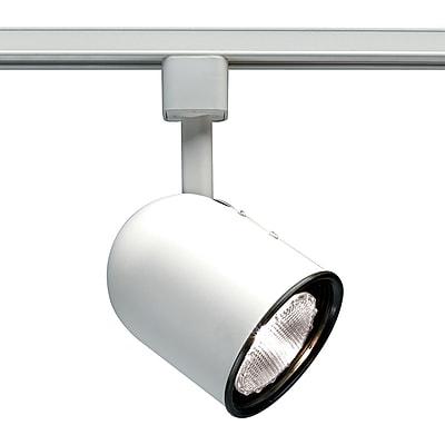 Satco Incandescent 1-Light White Track Light (STL-SAT402180)