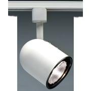 Satco Incandescent 1-Light White Track Light (STL-SAT402166)
