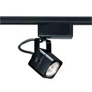 Satco Halogen 1-Light Black Track Light (STL-SAT402333)