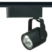 Satco Halogen 1-Light Black Track Light (STL-SAT402357)