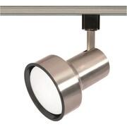 Satco CFL 1-Light Black Track Light (STL-SAT403576)