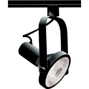Satco Halogen 1-Light Black Track Light (STL-SAT402234)