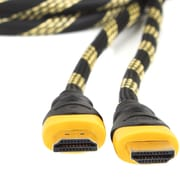 DATASTREAM High-Speed Ruggedized 1080P HDMI Cable (6-ft)