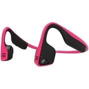 AfterShokz AS600PK Trekz Titanium Bluetooth Stereo Headphones with Microphone (Pink) (VXLAS600PK)