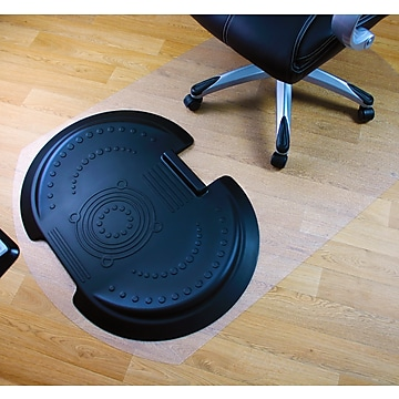 Floortex AFS-TEX System 5000 S2S Anti Fatigue Mat and Chair Mat for Hard Floors (FCA12S)