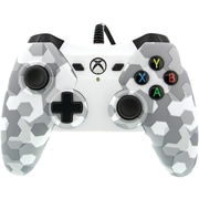 1503454 01 Wired Controller for Xbox One (Arctic White Camo) (PWR150345401) by