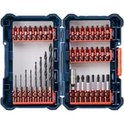 DDMS40 40-Piece Impact Tough Drill/Drive Custom Case Set (BOSCDDMS40)