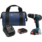 "HDS183-02 18-Volt Brushless Compact Tough 1/2"" Hammer Drill/Driver Kit (BOSCHDS18302)"