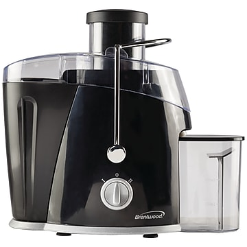 Brentwood Appliances JC-452B 2-Speed Juice Extractor, Black (BTWJC452BDS),Size: med