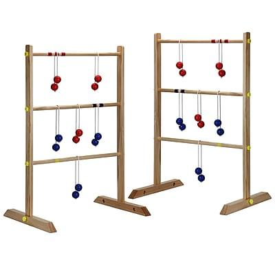 Hathaway Solid Wood Ladder Toss Game Set (BG3145)