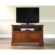 "Crosley LaFayette 42"" TV Stand in Classic Cherry Finish (KF10003BCH)"
