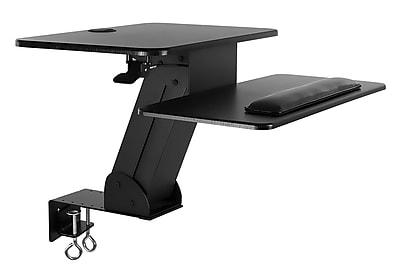 Mount It Ergonomic Height Adjustable Tabletop Standing Desk With