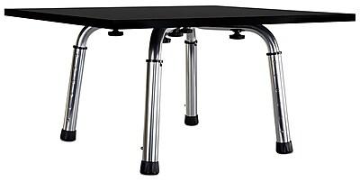 Mount-It! Standing Desk Height Adjustable Tabletop Converter, Black (MI-7932)